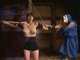 Kunoichi Servitude Sex