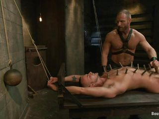 hunk punished in advance of anal sex