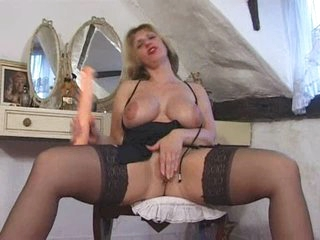 Blonde English Mature Fuck