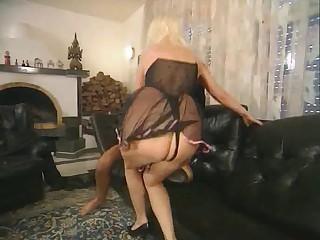 German Mature Anal casting 2