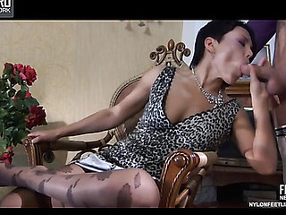 Viola&Marcus nylon feet action