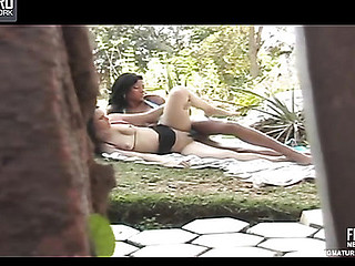 Miriany cute tgirl on movie