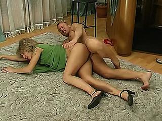 Esther&Adrian kinky mature movie