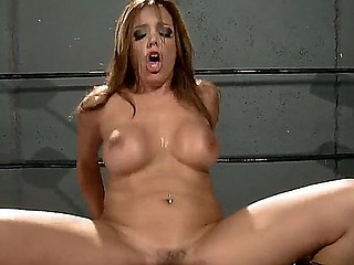Milf Francesca Le enjoys hard fucking with hunk Jordan Ash that ravages her tithg ass