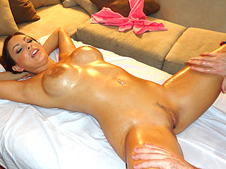 Oily Wet and Horny