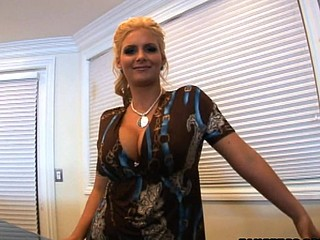 Drunk angel Phoenix Marie with large ass is having sex