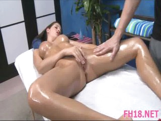 Dildo enters soaked snatch
