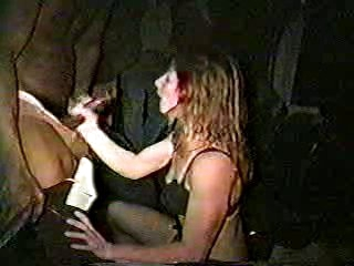Slut Wife Team-fucked in Theater - Cireman