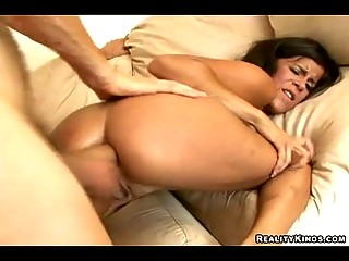 Latin Slut Michelle Avanti Acquires Her Taut Anal Fucked Hard Doggyway