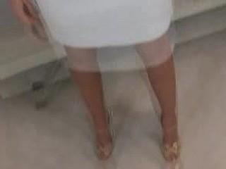 Aimee Addison First Time Hardcore Scene Swallows Cum