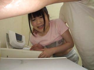guy humiliates a japanese cutie