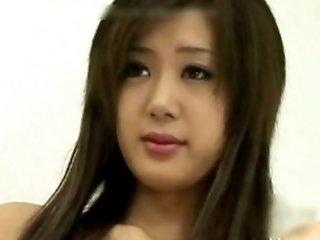 Cutie Japanese Sweetheart Creampie