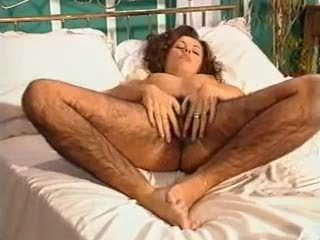 Hirsute Sandra