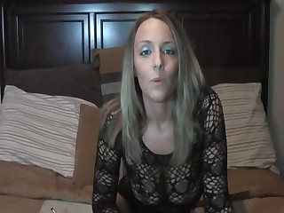crossdressing fun pov