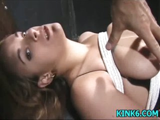 Girl agrees to be bound up