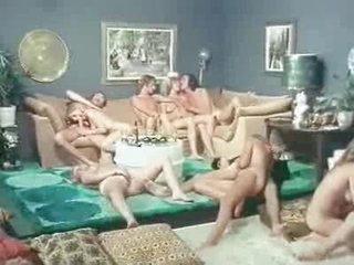Vintage Porn - Wedding Orgy (70s)