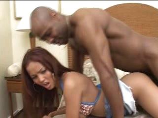 Hot Filipina Babe China&amp,#039,s Black Dick Anal