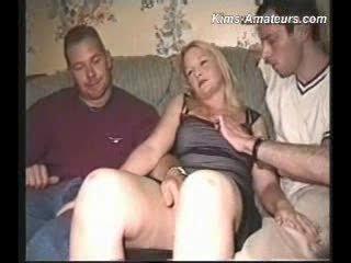 Dilettante group-sex Pt1