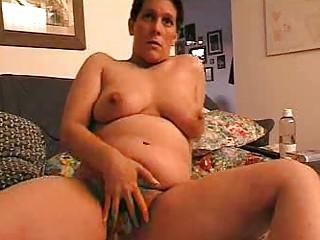 Pregnant And Masturbating