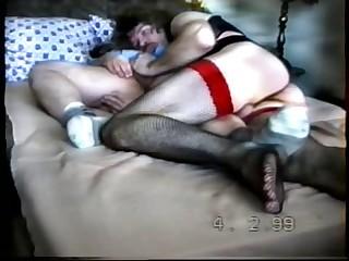 Altes Episode beim Sex mit einem Mann. Teil 2