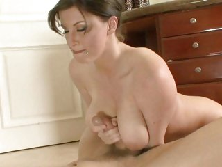 Hot as hell Sara Stone is drilled up her pantie pot