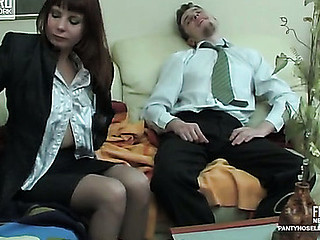 Alice&Mike perverted hose movie