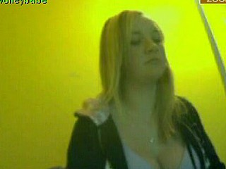 Volleybabe Stickam Big Tits Webcam