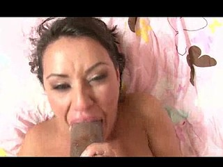 Charley Chase Takes On Huge Knob