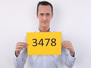 CZECH Homosexual CASTING - MARTIN (3478)