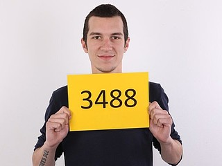 CZECH Homosexual CASTING - DAVID (3488)