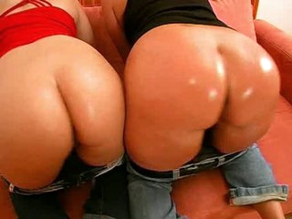 Two Big Wazoo german girls get drilled