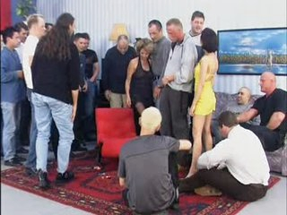 German mature large gangbang by fdcrn