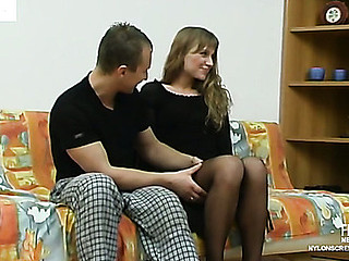 Diana&Adrian vehement nylon episode