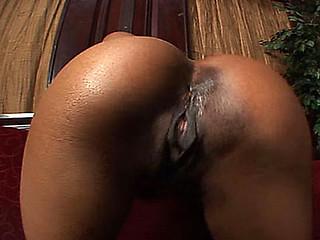 Kapri and her fine phat butt love that gangsta cock!