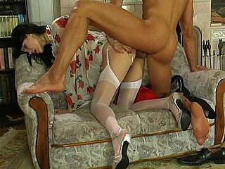Emmie&Maurice nasty nylon movie